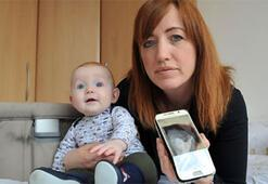 Patlayan Galaxy S6 altı aylık bebeği yakacaktı