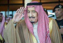 Suudi Arabistanda yağmur duası