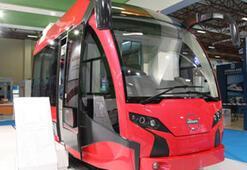 Siemens ve Durmazlardan ilk yerli tramway