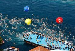 Kıtalararası Yüzme Yarışına büyük ilgi
