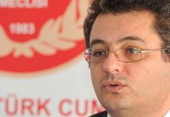 CTP Lideri Tufan Erhürmandan istifa açıklaması