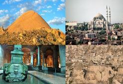 İşte Türkiye'nin UNESCO'daki en iyi on eseri
