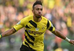 Almanya Borussia Dortmundlu Aubameyangı konuşuyor