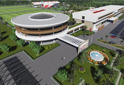 Antalyaspor tesisnini açıyor