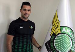 Akhisar Belediyespor, Sloven stoper Miral Samardzici transfer etti