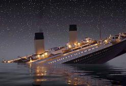 Titanic, buzdağına çarparak değil yangın sonucu battı