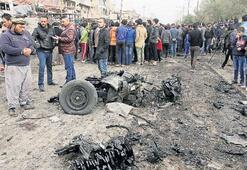 Irak yine bombalı saldırıyla sallandı