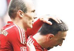 Bayern bombaladı