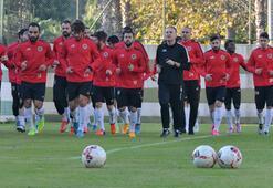 Alanyaspor, Adanspor maçı hazırlıklarını sürdürdü