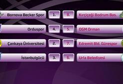 TKBL Federasyon Kupası kura çekimi gerçekleşti