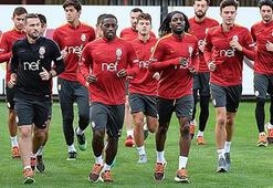 Galatasarayın kamp kadrosu belli oldu