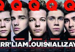 One Direction GQ Kapağında