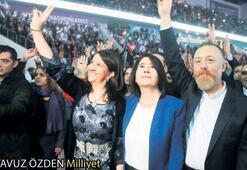 HDP'de Buldan ve Temelli dönemi