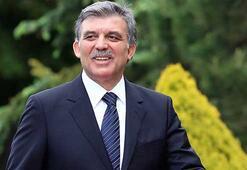 Eski Cumhurbaşkanı Abdullah Gül: Kayda değer bilgiye sahip değilim