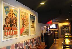 Arabecks Pub hizmete açıldı