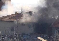 PKK sets four schools on fire