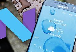 Galaxy S7, Android Nougat güncellemesini almaya başladı