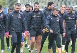 Trabzonsporda ikinci devre hazırlıkları sürüyor