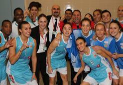 Adana ASKİ, Avrupa Kupasında Sparta&K Moskova Region  deplasmanına gidiyor