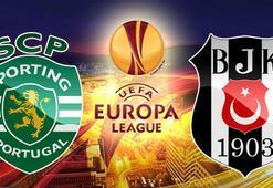 Sporting Lizbon Beşiktaş maçı hangi kanalda saat kaçta şifresiz mi