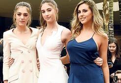 Stallone'nin altın kızları