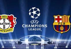 Barcelona Bayer Leverkusen maçı ne zaman saat kaçta hangi kanalda