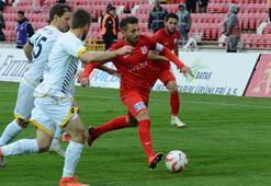 Balıkesirspor Baltok-MKE Ankaragücü: 1-3
