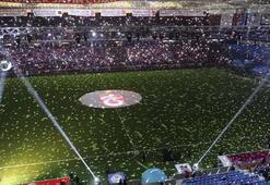 Şenol Güneş Stadında ilk maç Anteple