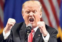 Oto devlerine  Trump çarptı