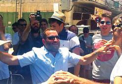 İşgal toprağında dans 'İsrail solu'nu kızdırdı