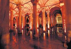 Türkiye'nin UNESCO'daki  en iyi eseri: Yerebatan Sarnıcı