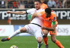 Aytemiz Alanyaspor-Atiker Konyaspor: 1-2