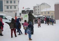 Zonguldakta bugün okullar tatil mi