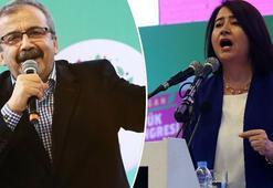 HDP kongresinde skandal olay Terör unsurlarına halk dediler...