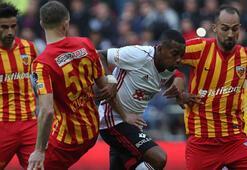 Kayserispor 1 - 1 Demir Grup Sivasspor