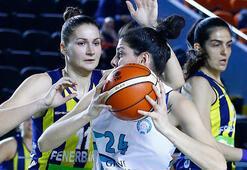 Girne Üniversitesi - Fenerbahçe: 56-76