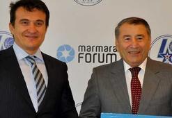 Anadolu Efes ile Marmara Forum AVM arasında iş birliği