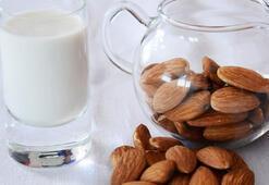 Badem sütünün faydaları