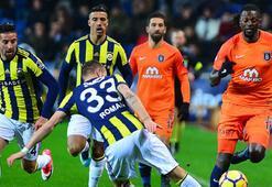 Medipol Başakşehir-Fenerbahçe maç özeti: 0-2
