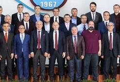 Trabzonsporda yeni yönetimden seferberlik