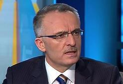 Maliye Bakanı Ağbal gündeme ilişkin soruları yanıtladı
