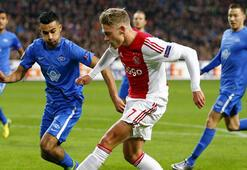 Ajax - Molde: 1-1