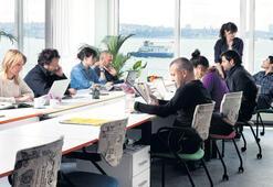 Geçici ofislerde hayırlı işler, bol kazançlar
