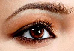 İri ve parlak gözler için…