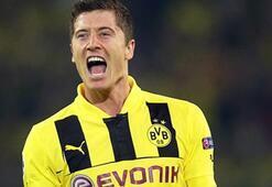 Lewandowski Dortmunda kırgın