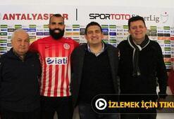 Sandro Ranieri resmen Antalyaspor'da