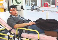 Berberde tüpgaz patladı: 2 yaralı
