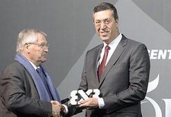 FIBAdan TBFye ödül