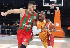 Galatasaray Odeabank-Pınar Karşıyaka: 98-82