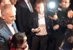 Başbakan Yıldırım şehit evlerini ziyaret etti